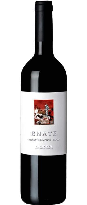 Vino Tinto Enate C. Sauvignon Merlot 2018
