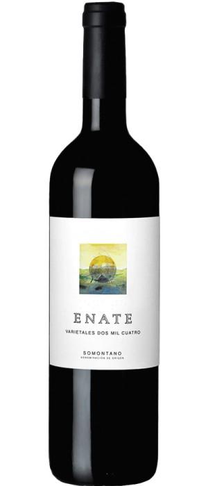 Vino Tinto Enate Varietales 2012