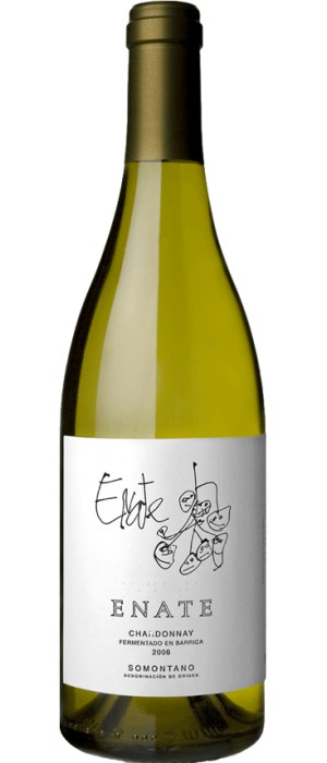 Vino Blanco Enate Chardonnay F. Barrica 2019