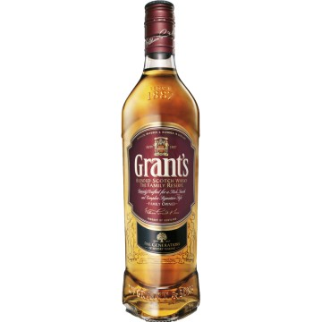 WILLIAM GRANT'S FAMILY RESERVE