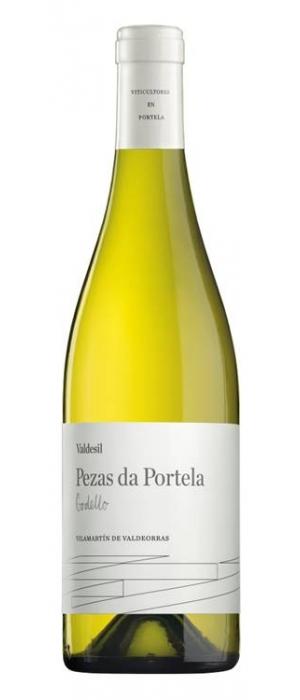 Vino Blanco Pezas da Portela 2015