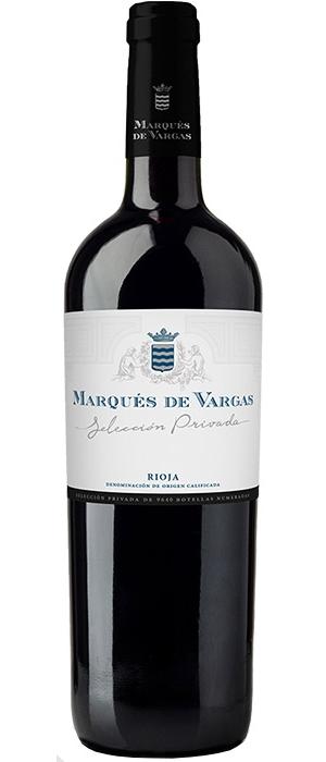 Vino Tinto Marqués de Vargas R.Privada 2014