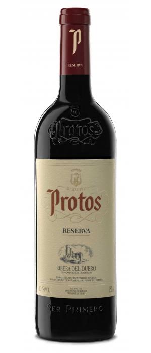 Vino Tinto Protos Reserva 2014