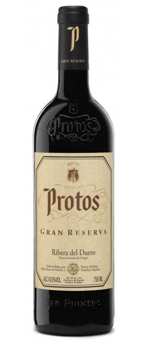 Vino Tinto Protos Gran Reserva 2012