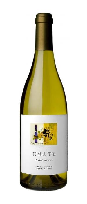 Vino Blanco Enate Chardonnay 234 - 2019