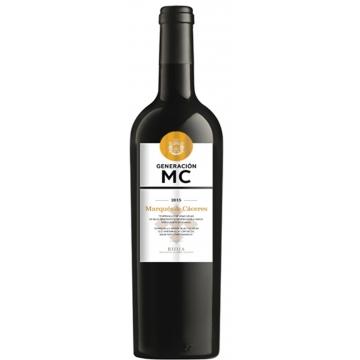 MARQUÉS DE CÁCERES MC 2013