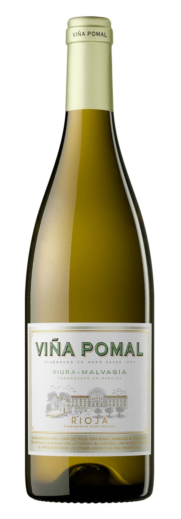 Vino Blanco Viña Pomal 2017