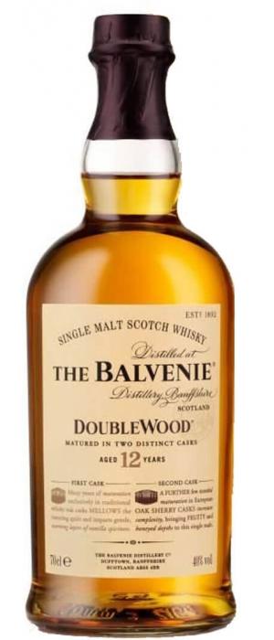Whisky Escocés The Balvenie 12 años