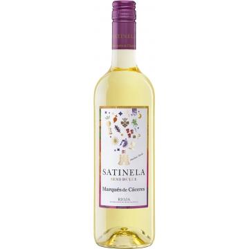 Vino Blanco Semidulce Satinela 2019