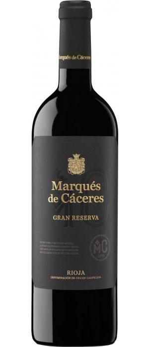 Vino Tinto Marqués de Cáceres Gran Reserva 2012