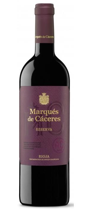 Vino Tinto Marqués de Cáceres Reserva 2015