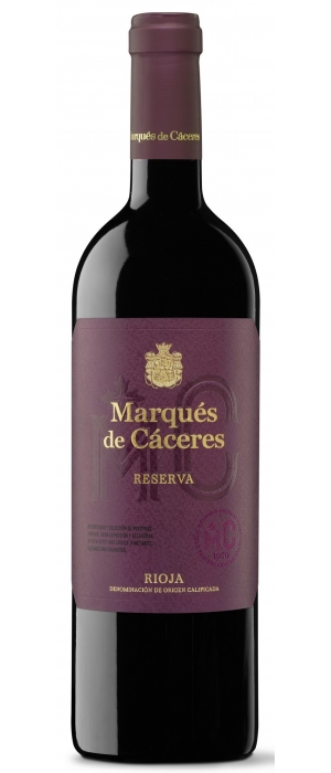 MARQUES DE CACERES RESERVA 2015